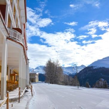 BILDER von der Schatzalp in DAVOS